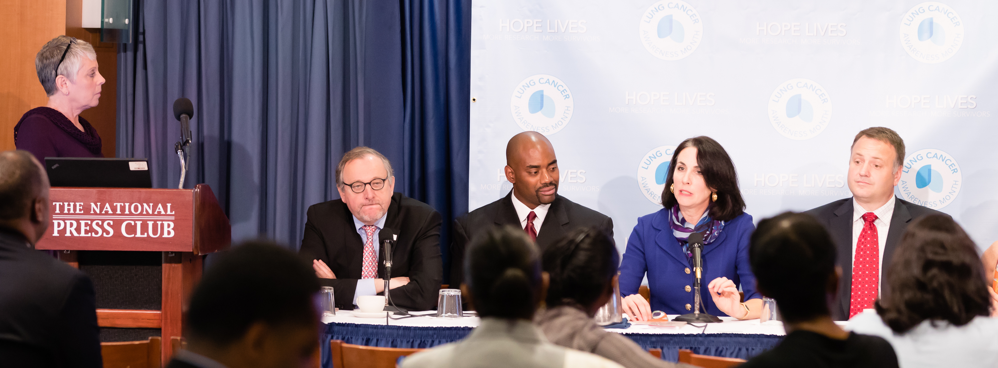 2016 NPC Lung Cancer Press Conference