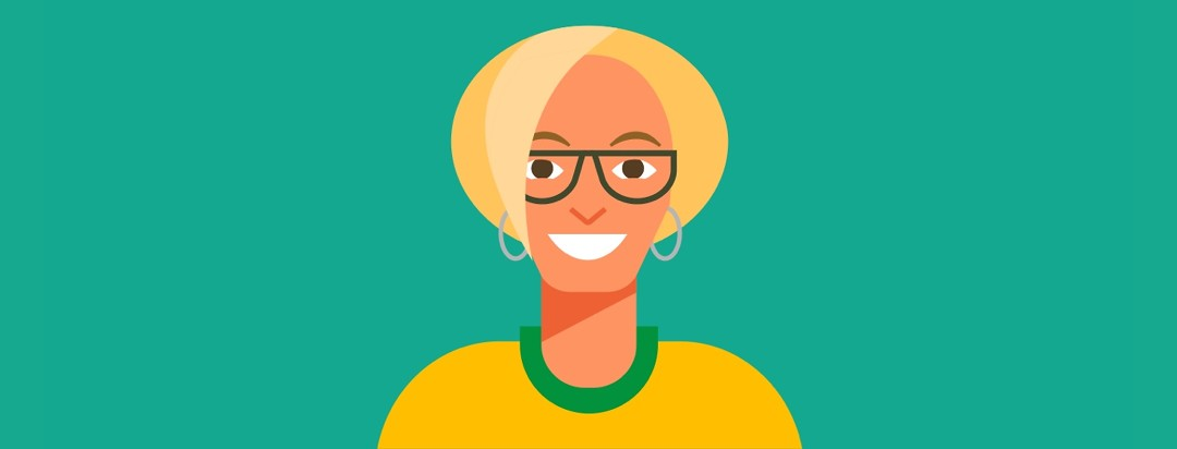 Advocate Portrait of Patti