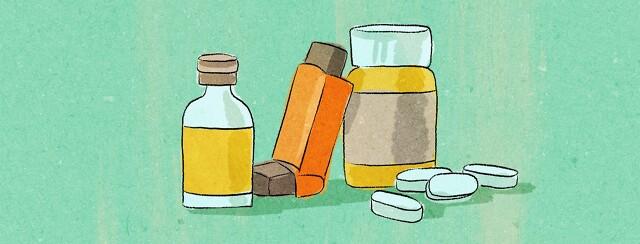 An injection bottle, inhaler and pill bottle
